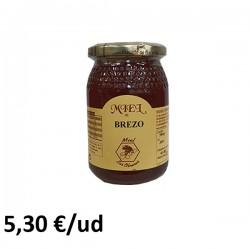 MIEL DE BREZO 500 GRS
